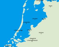 NAP kustlijn